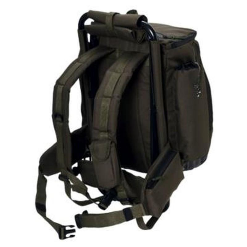 AKAH Deluxe Rucksack mit integriertem Stuhl und