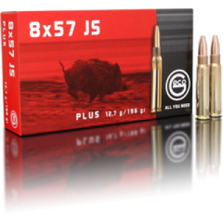 Geco 8x57 IS GECO Plus 12 g  pro Pack=20 Stück