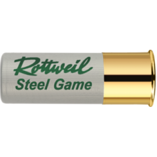 Rottweil Steel Game 12/70 3,25 mm