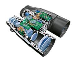 Victory RF  10 x 45 T* RF mit Laser-Entfernungsmesser