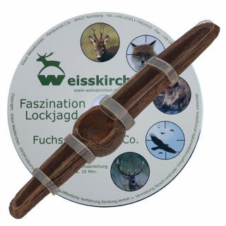 WEISSKIRCHEN Universal Edelholzblatter +DVD