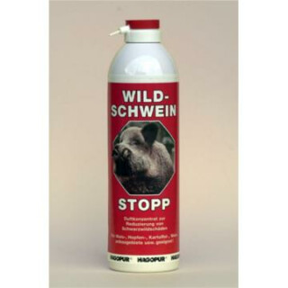 HAGOPUR Wildschwein-Stopp 400 ml