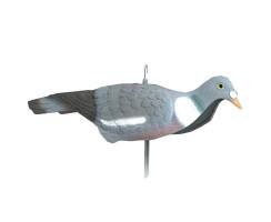 Lockvogel Taube beweglich