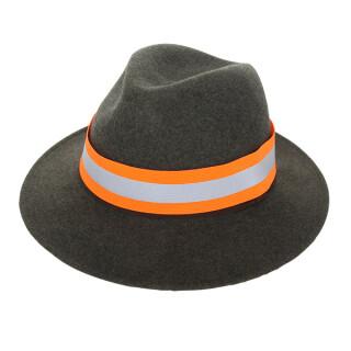 Hutband, reflektierend