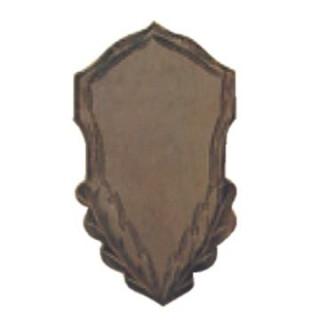 Gehörnbrett für Rehwild, 20x12 cm