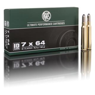 RWS 7x64 ID Classic 10,5 g / 162 gr pro Packung=20 Stück