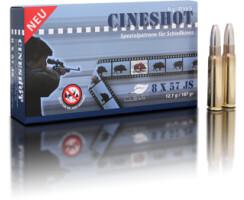 RWS 8x57 JS Cineshot 12,1 g / 187 gr  pro Packung=20...