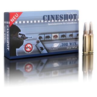 RWS .308 Win. Cineshot 9,5 g / 147 gr  pro Packung=20 Stück