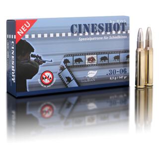 RWS .30-06 Cineshot 9,5 g / 147 gr  pro Packung=20 Stück