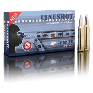 RWS .300 Win.Mag Cineshot 9,5 g / 147 gr  pro Packung=20 Stück