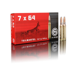 Geco 7x64 TM 10,7 g  pro Pack=20 Stück