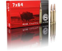 Geco 7x64 GECO Plus 11 g  pro Pack=20 Stück