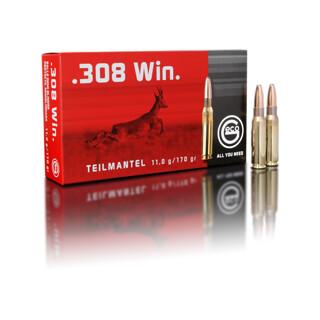 Geco .308 Win. TM 11 g  pro Pack=20 Stück