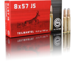 Geco 8x57 IS TM 12 g  pro Pack=20 Stück