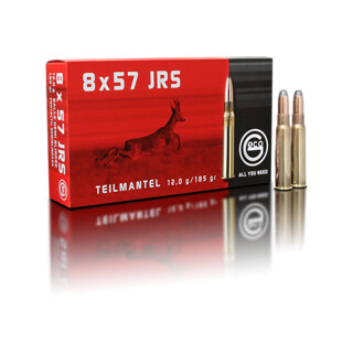 Geco 8x57 IRS TM 12 g  pro Pack=20 Stück