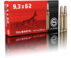 Geco 9,3x62  TMR 16,5 g  pro Packung=20 Stück