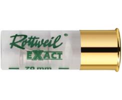 Rottweil Exact 12/70 Flintenlaufpatrone