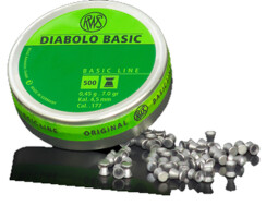 RWS DIABOLO BASIC 0,45 g 4,5mm