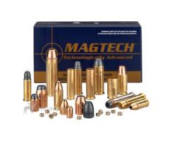 MAGTECH 9mm Luger JSP 124grs