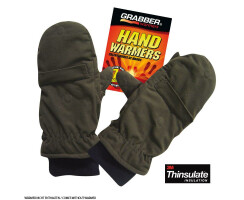 Spezial Wärmefäustlinge Handschuhe mit...