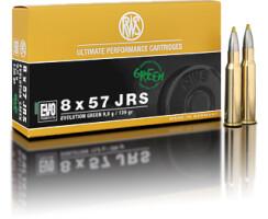 RWS 8 x 57 JRS Evolution Green 9,0G pro Pack=20 Stück