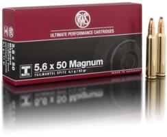 RWS 5,6 x 50 MAG TMS 4,1G  pro Packung=20 Stück