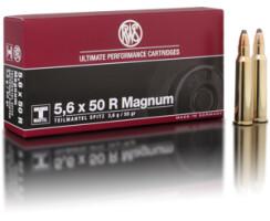 RWS 5,6 x 50  R MAG TMS 3,24G pro Packung=20 Stück