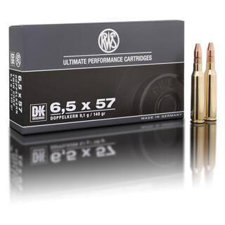 RWS 6,5 x 57 DK 9,1G pro Pack=20 Stück