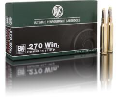 RWS .270 WIN EVO 10,0G pro Pack=20 Stück