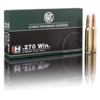RWS .270 WIN HMK 8,4G pro Pack=20 Stück