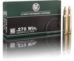 RWS .270 WIN KS 9,7G pro Pack=20 Stück