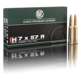 RWS 7 x 57 R HMK 11,2G  pro Pack=20 Stück