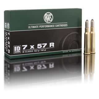 RWS 7 x 57 R ID Classic 11,5G pro Pack=20 Stück