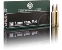 RWS 7MM REM MAG EVO 10,3G  pro Pack=20 Stück