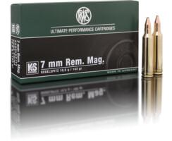 RWS 7MM REM MAG KS 10,5G pro Pack=20 Stück