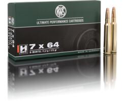 RWS 7 x 64 HMK 11,2G pro Pack=20 Stück