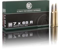 RWS 7 x 65 R EVO 10,3G  pro Pack=20 Stück