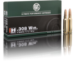 RWS .308 WIN HMK 11,7G  pro Pack=20 Stück