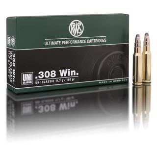 RWS .308 WIN UNI Classic 11,7G  pro Pack=20 Stück