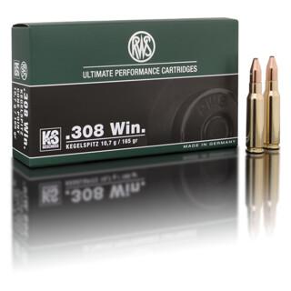 RWS .308 WIN KS 9,7G pro Pack=20 Stück