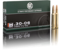 RWS .30-06 HMK 11,7G pro Pack=20 Stück