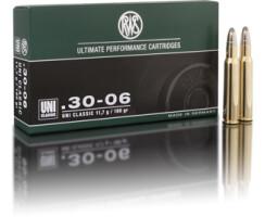 RWS .30-06 UNI Classic 11,7G pro Pack=20 Stück