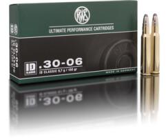 RWS .30-06 ID Classic 9,7G pro Pack=20 Stück