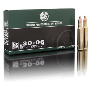 RWS .30-06 KS 9,7G pro Pack=20 Stück