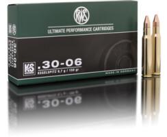 RWS .30-06 KS 10,7G pro Pack=20 Stück