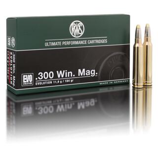 RWS .300 WIN MAG EVO 11,9G  pro Pack=20 Stück
