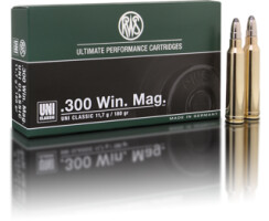 RWS .300 WIN MAG UNI Classic 11,7G  pro Pack=20 Stück