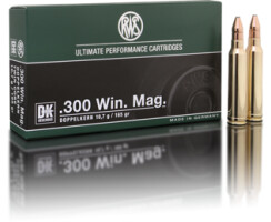 RWS .300 WIN MAG DK 10,7G pro Pack=20 Stück
