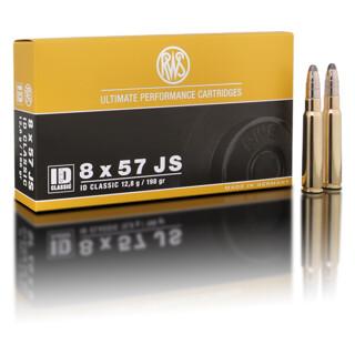 RWS 8 x 57 JS ID Classic 12,8G pro Pack=20 Stück