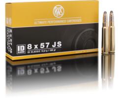 RWS 8 x 57 JRS EVO 13,0G pro Pack=20 Stück